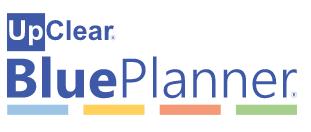 Upclear Blue Planner TPM TPO